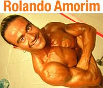 Rolando looking up